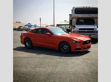 2015 Mustang Gets Solid Rear Axle Conversion as Cobra Jet