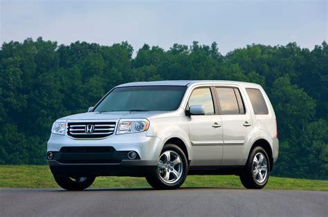 2013 Honda Pilot Reviews And Rating  Motor Trend