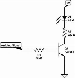 Npn Transistor Circuit Not Functioning
