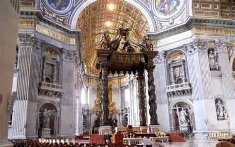 Bernini Baldacchino by St S Baldachin Alluring World