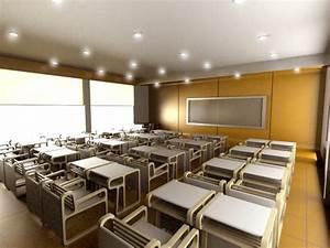 Modern Classroom Design THE DOOR INTERIORS by Kate Choo & Corynne Tan Hupehome