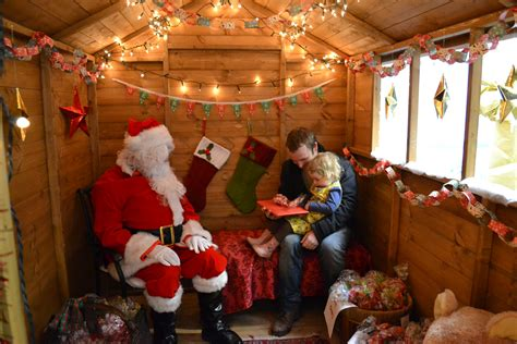santa s grotto at philip morris son hereford 2013