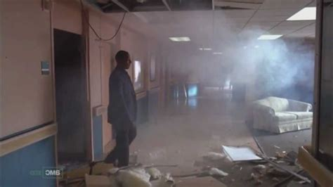 Breaking Bad-gus Death Scene(face Off Explosion)