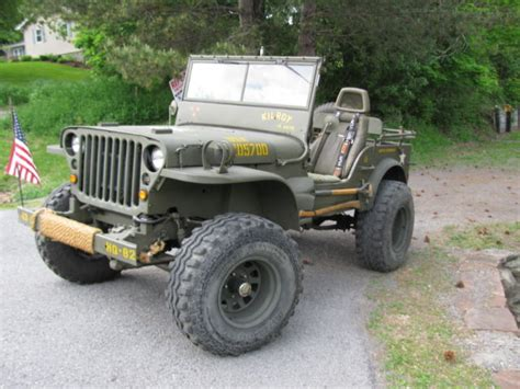 military jeep willys for sale 1943 willys ford military jeep classic willys for sale