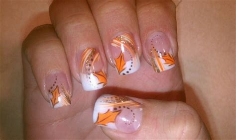 20 Awesome Fall Nail Designs Collection