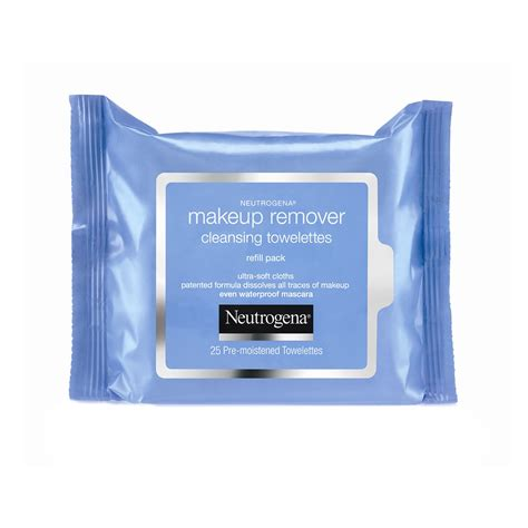 neutrogena makeup remover cleansing towelettes review allure