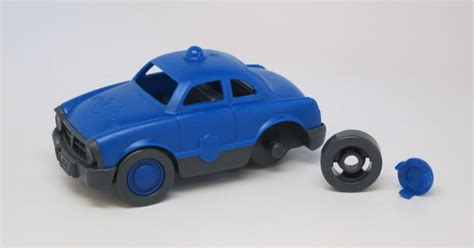 Green Toys Recalls Mini Vehicles Due To Choking Hazard