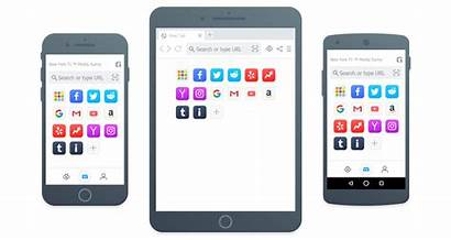 Browser Mobile Maxthon Aplikasi Devices Android Phone