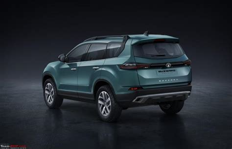Tata Buzzard (h7x) Unveiled At Geneva Motor Show