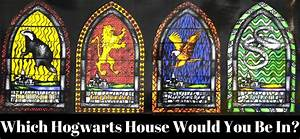 Pottermore Which Hogwarts House Are You