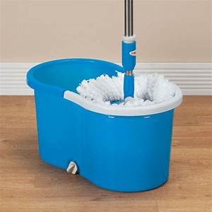 Clean Spin 360 Microfiber Mop and Bucket Set - Easy Comforts