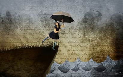 Desktop Wallpapers Backgrounds Umbrella Holding