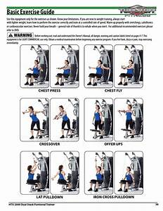 Basic Exercise Guide  Important Safety Instructions