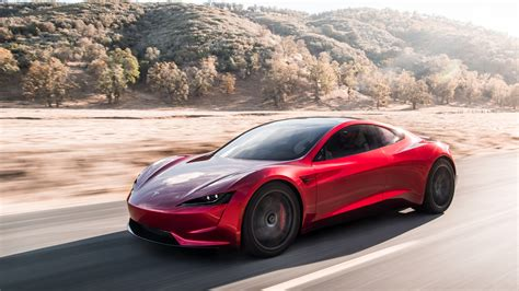 2020 Tesla Roadster 4k 5 Wallpaper