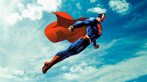 Superman Animated Wallpaper - superman desktop wallpaper