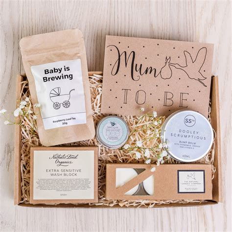 gifts for mum to be letterbox gift set by letterbox gifts notonthehighstreet com