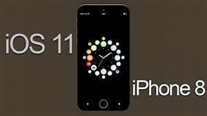 Apple, Ios, 11, Concept