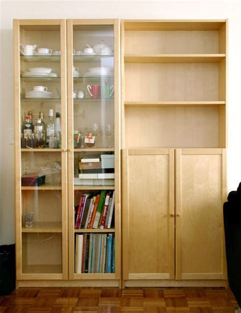 Ikea Bookcase With Doors by Ikea Billy Bookshelves With Doors 30 Each H O M E
