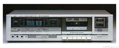 jvc kd v35 manual auto cassette deck hifi engine