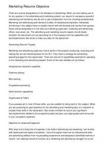 resume format college student internship marketing resume objective