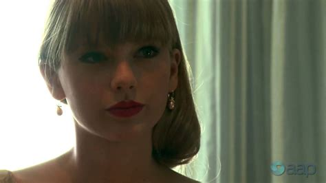 Taylor Swift - AAP News Interview - YouTube