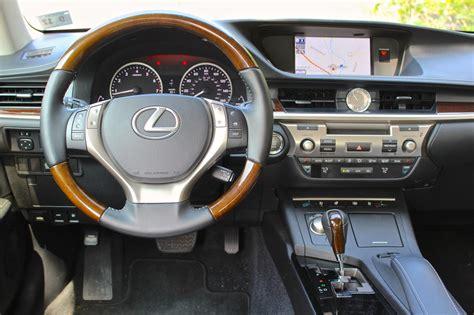 lexus es  test drive review cargurus