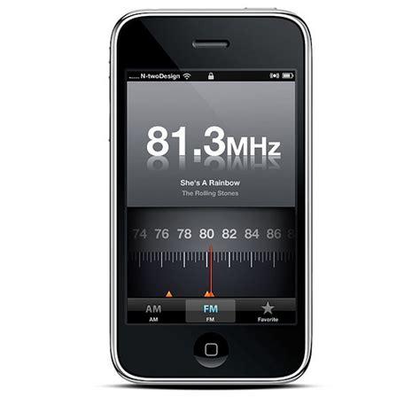 iphone fm radio el pr 243 ximo iphone ipod podr 237 a tener un chip de radio fm