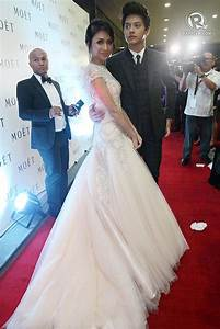 Couple fashion at Star Magic Ball 2013