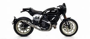 Ducati Scrambler 800 : pro race exhaust by arrow ducati scrambler 800 cafe racer 2019 71212pr ~ Medecine-chirurgie-esthetiques.com Avis de Voitures