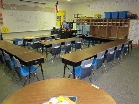 best desk arrangement for classroom management 19 best images about classroom configurations on pinterest