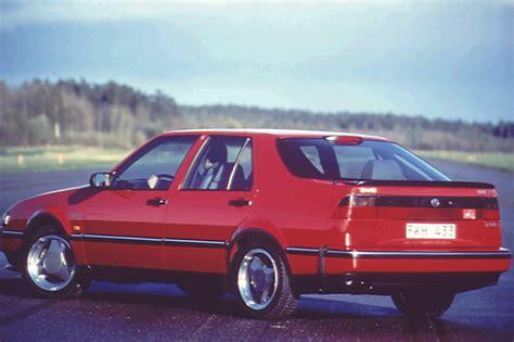 1990-98 Saab 9000 | Consumer Guide Auto