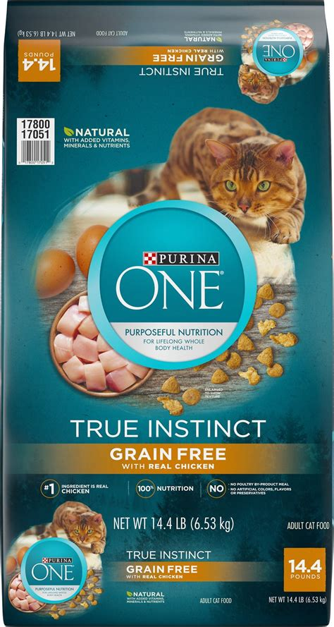 purina  true instinct natural real chicken