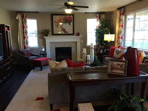 great room  richmond american homes seth model