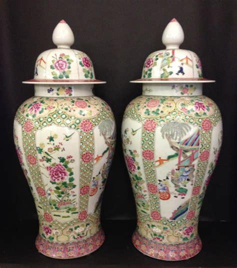 valutazione vasi cinesi porcellana cinese rosa barbieri antiquariato