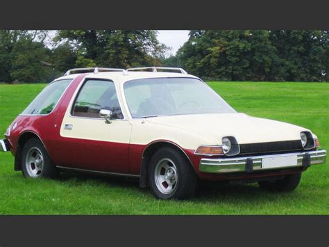 AMC Pacer - World's 15 Ugliest Cars - Pictures - CBS News