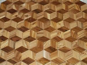 Pattern For Laying Hardwood Flooring by Make A Hardwood Floor That Looks 3d From Your Own Trees