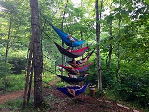 A Tribute To ENO39s SlapStrap Hammock Suspension System