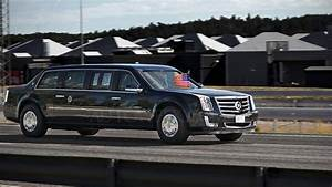 The Next Presidential Limousine Might Look Like This Autoweek