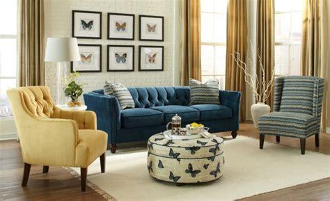 Sofa Und Sessel Kombinieren by Chesterfield Sofa Ein St 252 Ck Klasse Ins Innendesign Bringen