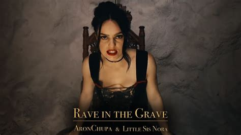 Aronchupa  Little Sis Nora  Rave In The Grave  Youtube
