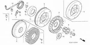 Honda Gd410 Parts List And Diagram