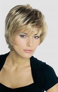 Coiffure Femme Mi Long : modele de coupe femme mi long tuto coiffure cheveux mi ~ Melissatoandfro.com Idées de Décoration