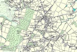 The Weald - Maps