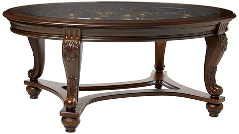 The steel hardware and dark stain. wood coffee table with glass top - Home Furniture Design