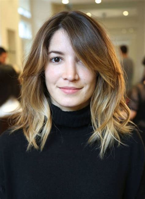 medium length hairstyles  highlights