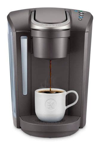 (et), or while supplies last. Keurig® K-Select™ Single Serve Coffee Maker, Volcanic Glass Canadian Tire