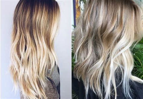 balayage hair coloring balayage hair colors 2017 summer hairdrome