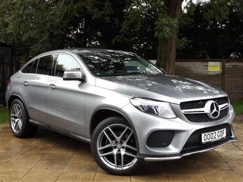 ► mercedes glc 350d review ► we test v6 crossover in uk ► should you step up from 4cyls? Used 2016 Mercedes-Benz GLE Class 3.0 GLE350d AMG Line 4MATIC 9G-Tronic 4dr (start/stop) for ...