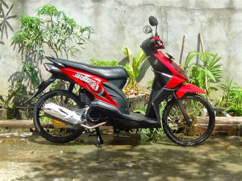 Modifikasi Beat Fi by Honda Beat Fi Modifikasi Thailand Thecitycyclist