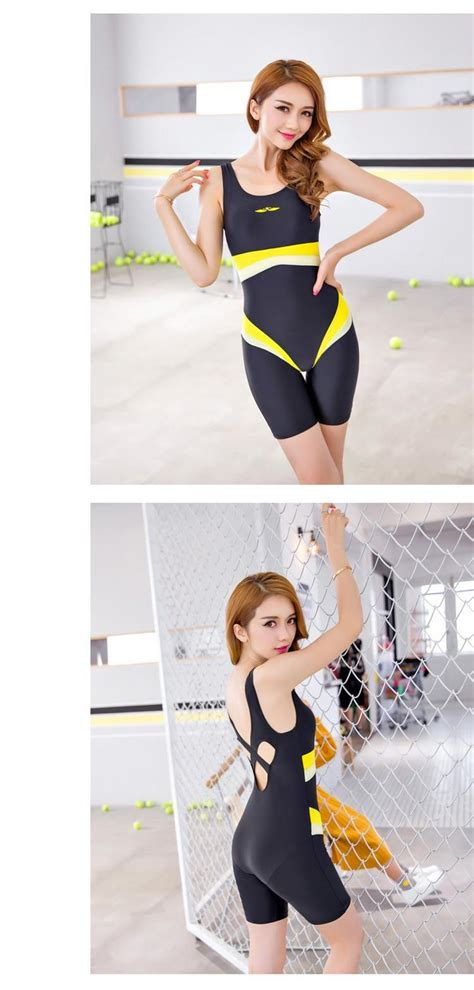 piece swimming swimsuit diving swim suit sports